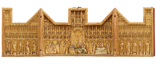 Retable of the Crucifixion
