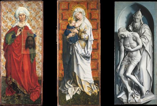 The Flémalle Panels