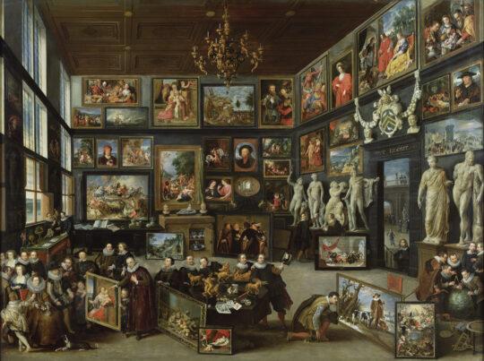 The Picture Gallery of Cornelis van der Geest