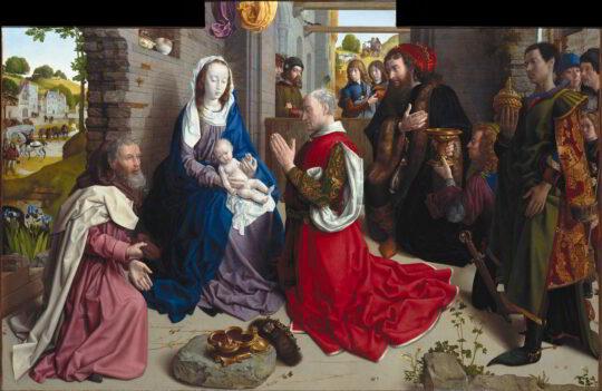 The Monforte Altarpiece